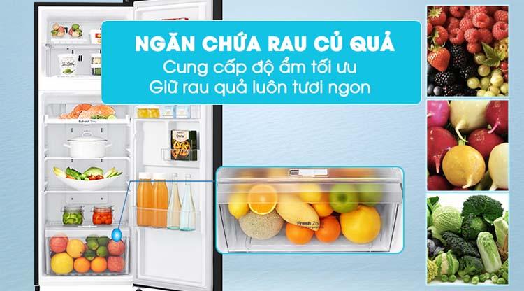 Tủ lạnh Inverter LG GN-B222WB (209L) - Hàng chính hãng - Chỉ giao tại HCM