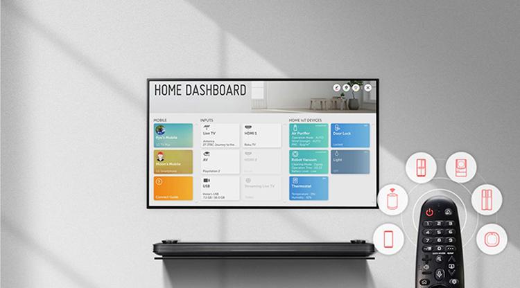 Smart Tivi LG 55 inch 4K 55NANO81TNA - Hàng Chính Hãng
