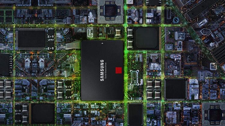 Ổ Cứng SSD Samsung 860 Pro MZ-76P1T0BW 1TB Sata III 2.5 inch - Hàng Nhập Khẩu