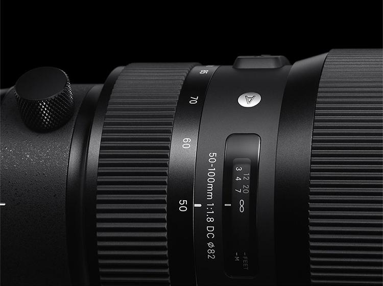 Ống Kính Sigma 50-100mm F1.8 ART For Canon - Hàng Nhập Khẩu