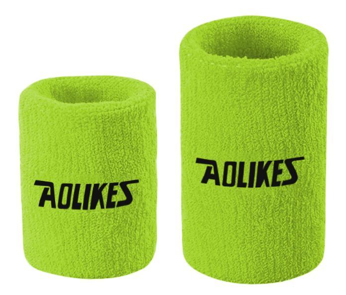 Băng cổ tay thấm mồ hôi cao cấp Aolikes - Tom Sport 10