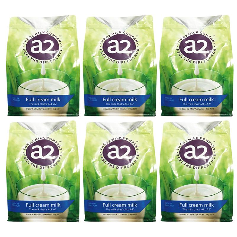 Sữa Bột Nguyên Kem A2 Giàu Canxi Hỗ Trợ Tăng Cường Sức Khỏe Cho Cả Gia Đình của Úc 1kg 7