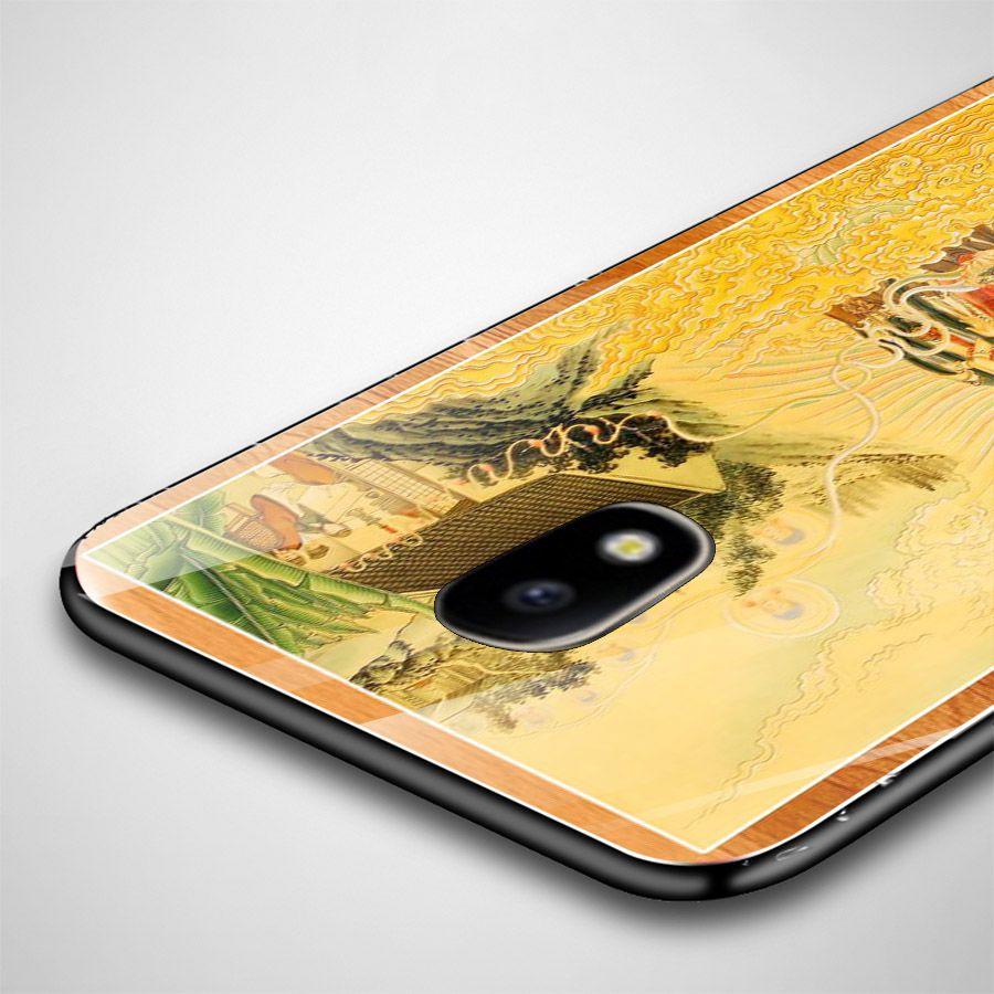 Ốp kính cường lực cho điện thoại Samsung Galaxy J5 - tôn giáo MS TONGIAO033