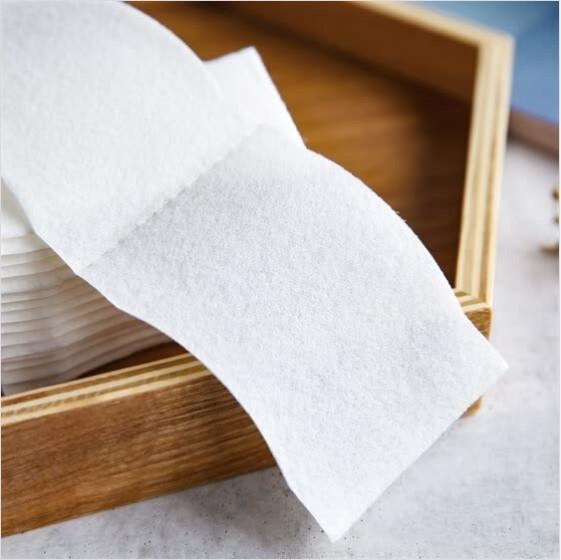 Bông Cotton Tẩy Trang 2 Lớp J.ZAO (Gói 90 Miếng) 2