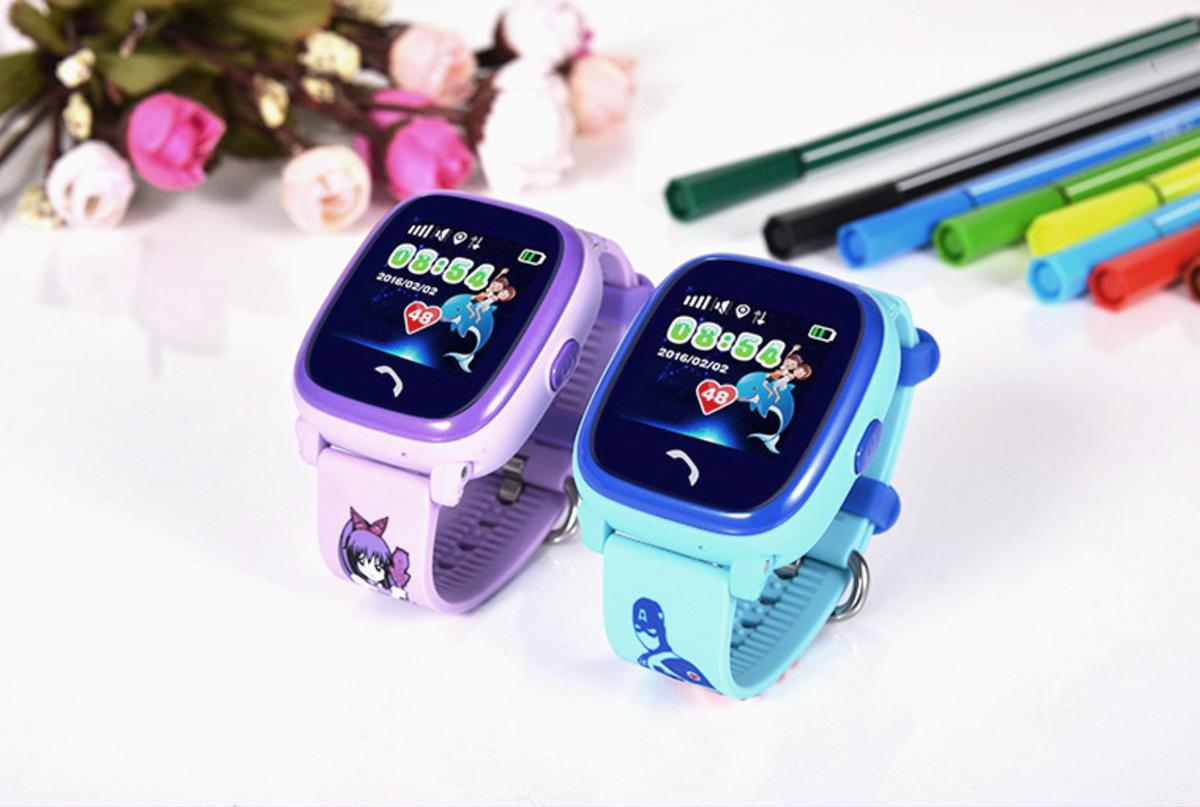 đồng hồ thông minh trẻ em màn hình cảm ứng