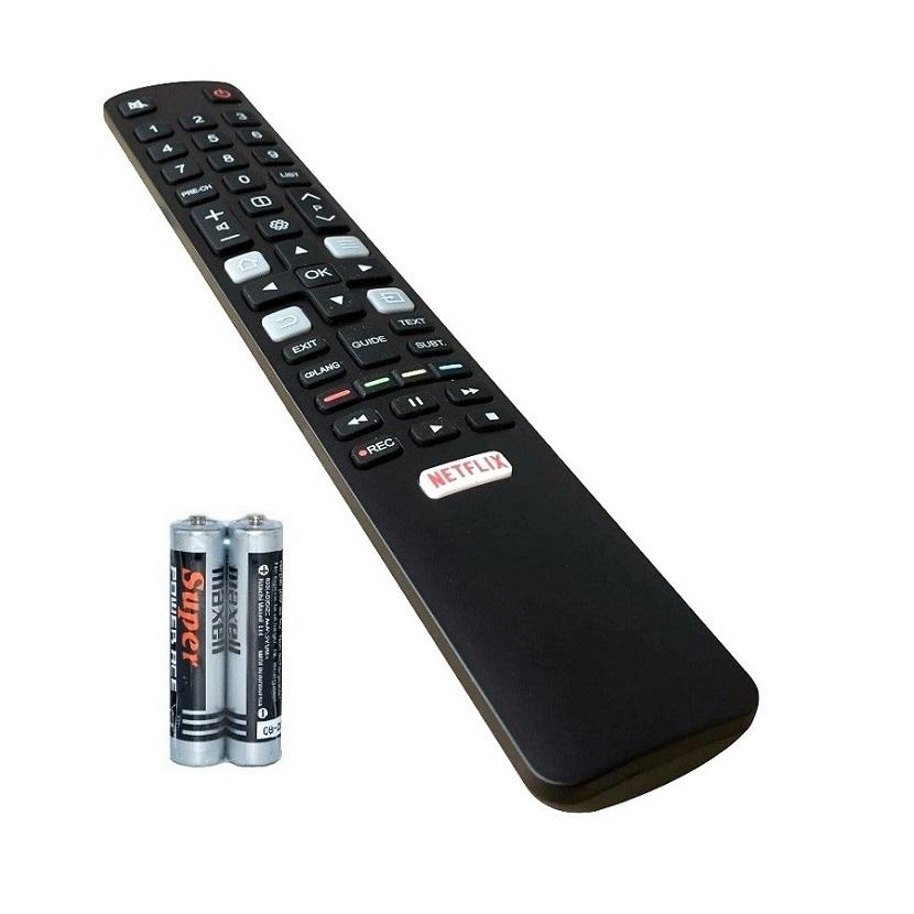 remote dieu khien smart TV TCL