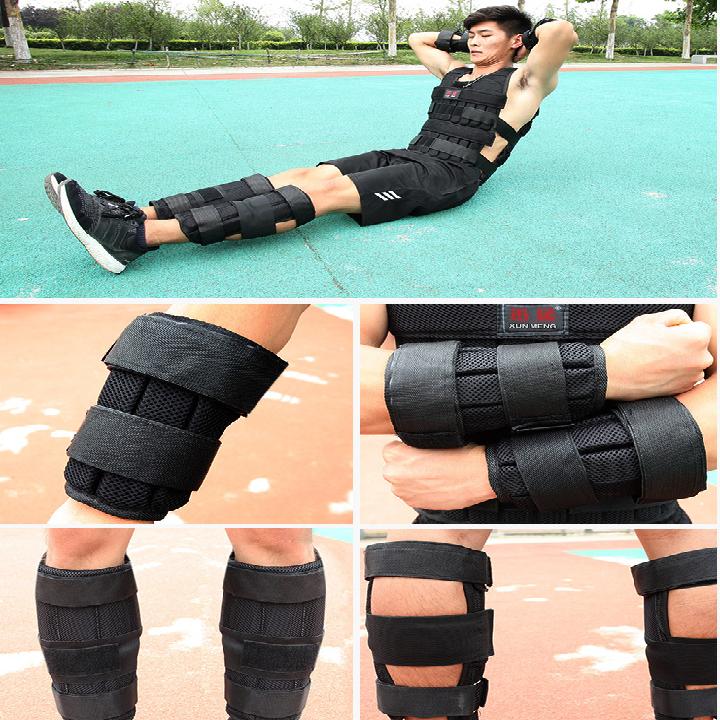 Tạ đeo chân cao cấp 4 Kg phiên bản 4.0 - Ảnh 9