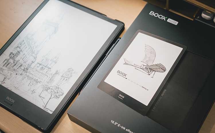 Máy Đọc Sách Onyx Boox Note - Hàng Nhập Khẩu