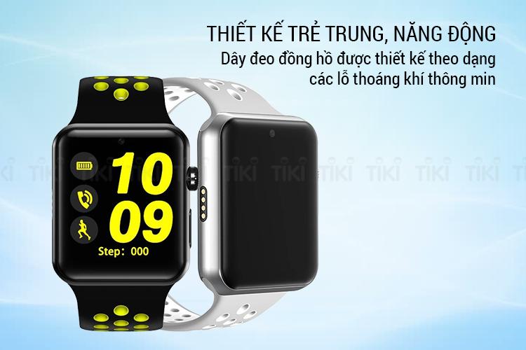 Đồng hồ thông minh DM09 Plus