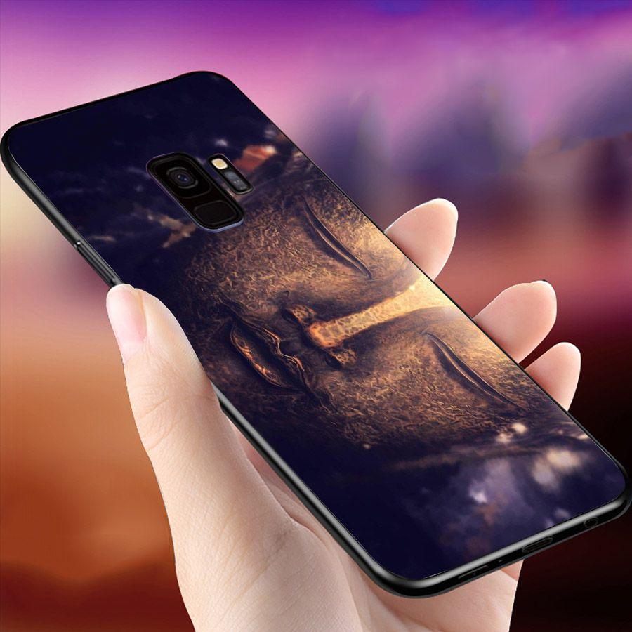 Ốp điện thoại Samsung Galaxy S9 Plus - Tôn giáo MS TGIAO112