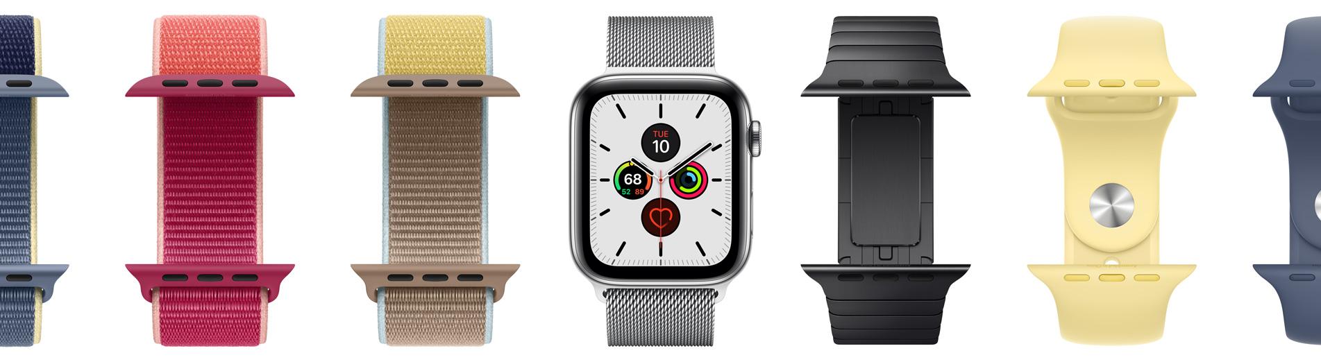 Apple Watch Series 5 Aluminum - Nhập Khẩu Chính Hãng 25