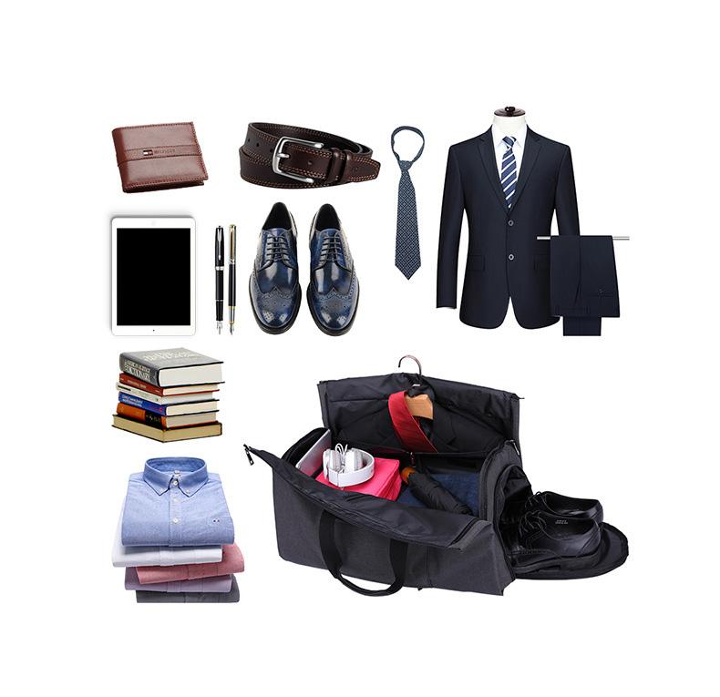 Túi xách du lịch cao cấp đa năng chống nước đẳng cấp doanh nhân 1