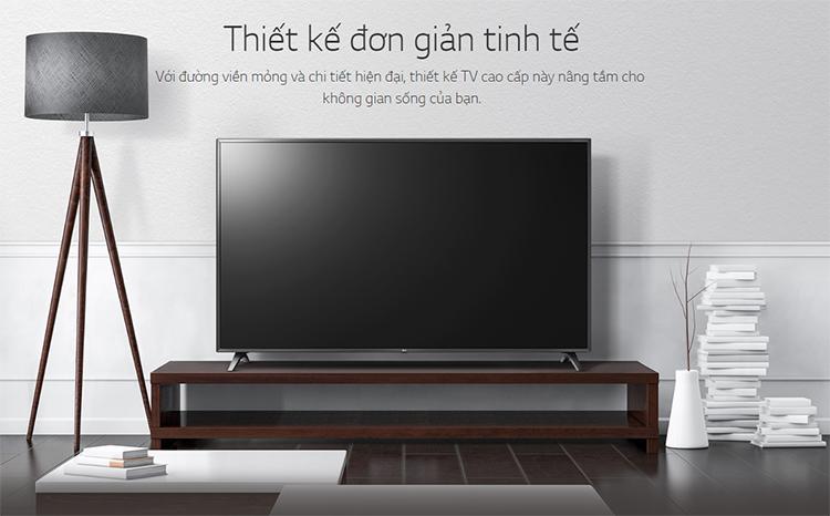 Smart Tivi LG 75 inch 4K UHD 75UM7500PTA - Hàng Chính Hãng