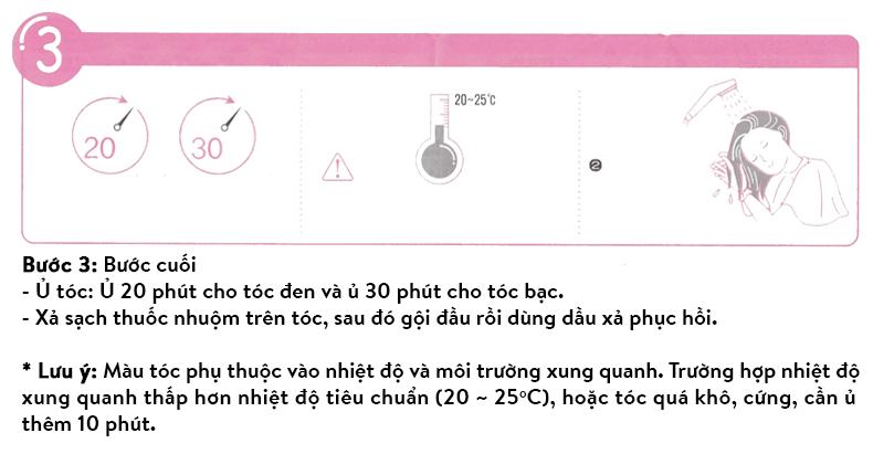 THUỐC NHUỘM TÓC HÀN QUỐC EZN SHAKING PUDDING HAIR COLOR 1.0 KHÔNG CHẤT ĐỘC HẠI 15