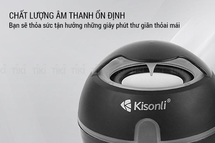 Loa Vi Tính Kisonli S-999 - Hàng Chính Hãng