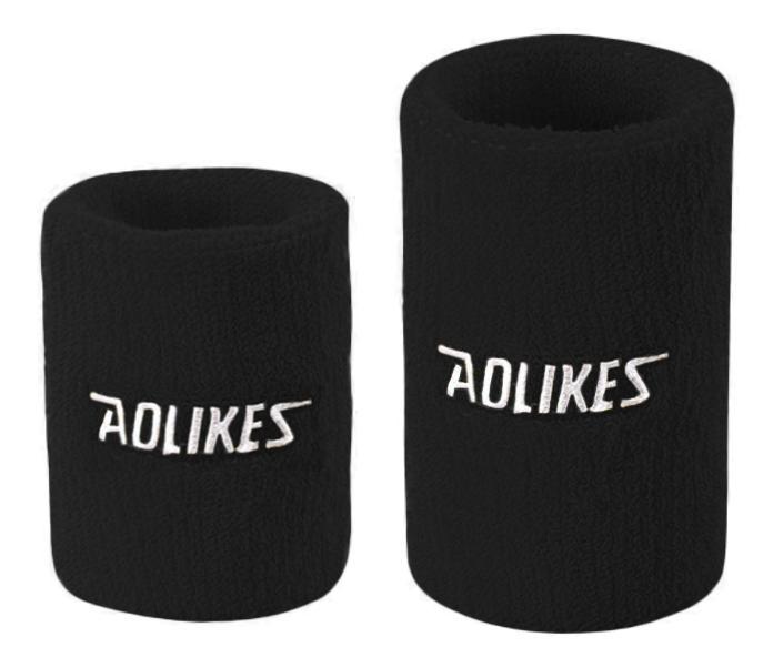 Băng cổ tay thấm mồ hôi cao cấp Aolikes - Tom Sport 16