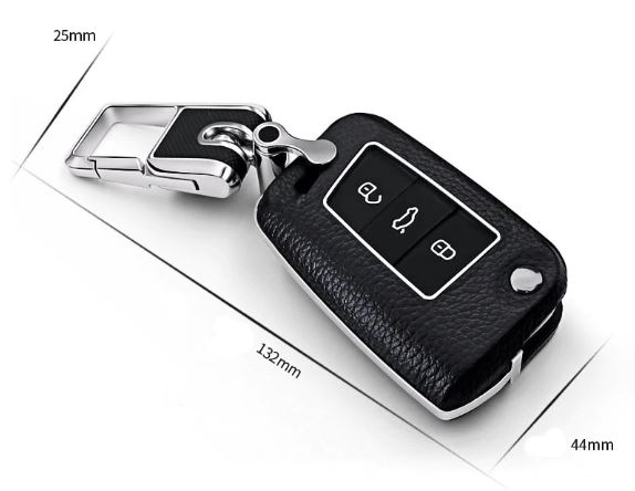 Boutique Car Key Case Keychain For Volkswagen Tiguan L/Touran L/Touran/Lamando/Golf 6/Sportsvan Car Key Cover Shell
