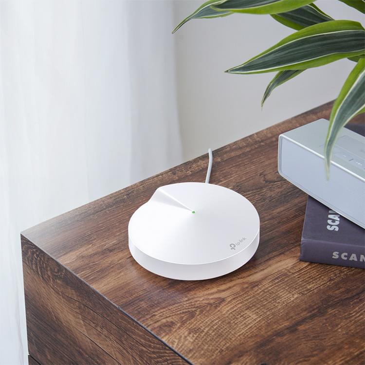 Bộ Phát Wifi Mesh TP-Link Deco M5 AC1300 MU-MIMO (2-pack) - Hàng Chính Hãng