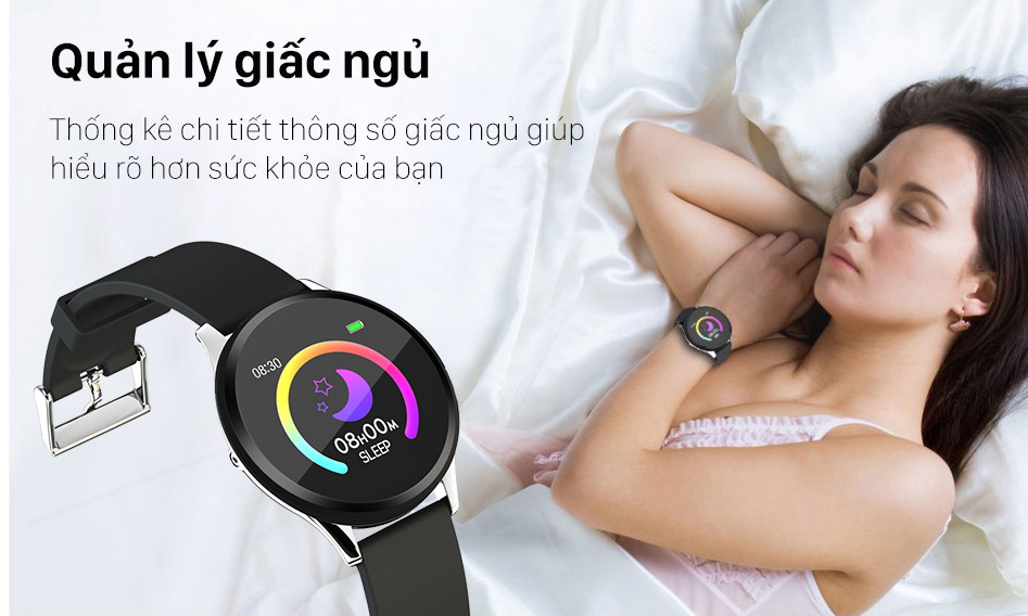 Đồng hồ thông minh Tuxedo SN58