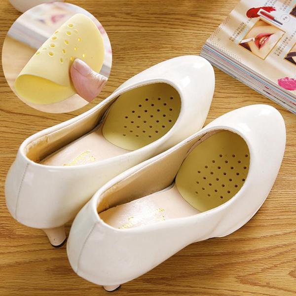 Combo 2 Bộ Miếng Lót Mũi Giày Chống Hôi Chân (4 Miếng Đệm) 5