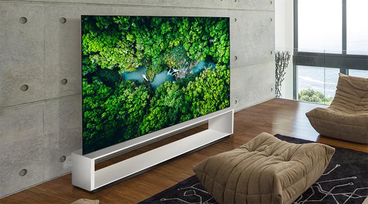 Smart Tivi QLED Samsung 8K 65 inch QA65Q950TS - Hàng chính hãng