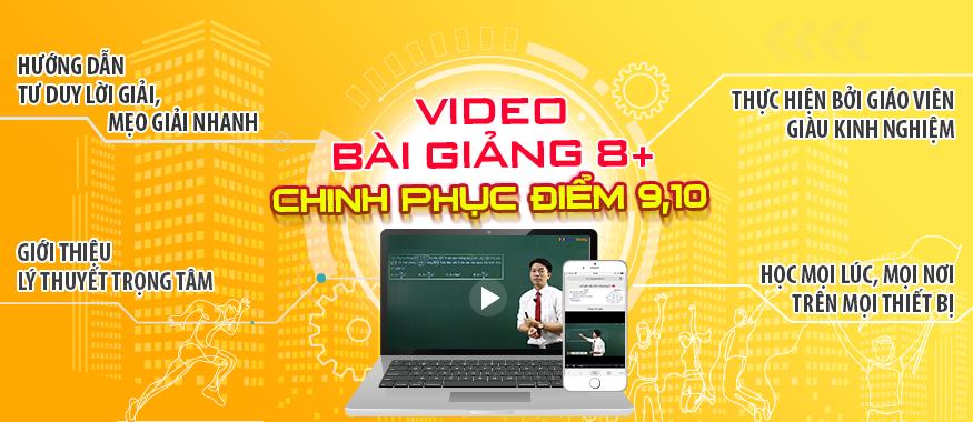 Mega Luyện Đề THPTQG 2019 Vật Lý – Tích Hợp Video Bài Giảng 8+