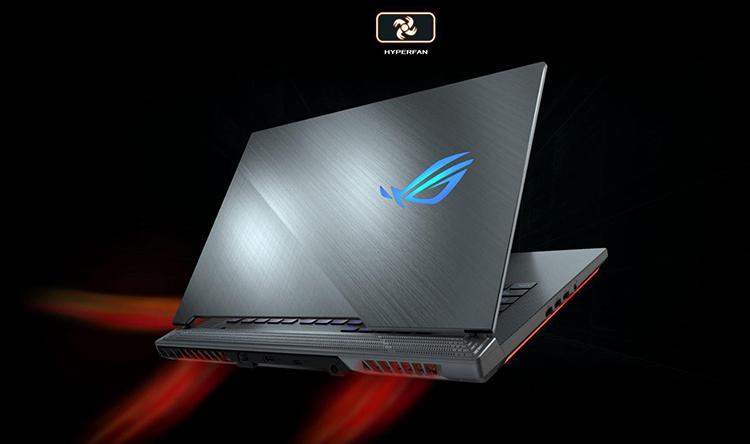 Laptop ASUS ROG Strix G G531-VAL319T (Core i7-9750H/ 16GB DDR4 2666MHz/ 512GB SSD PCIE/ RTX 2060 6GB/ 15.6 FHD IPS 120Hz/ Win10) - Hàng Chính Hãng
