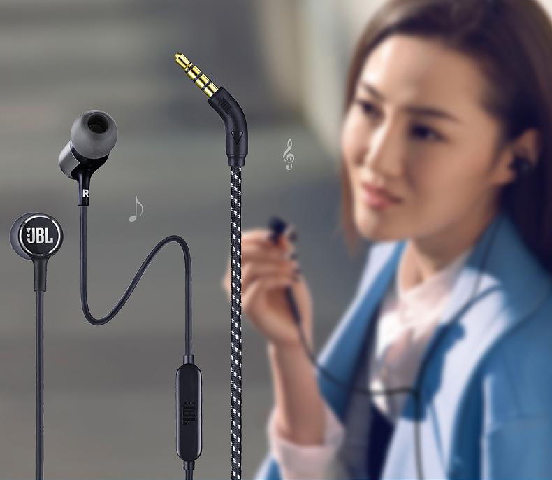 Tai Nghe In-Ear JBL LIVE 100