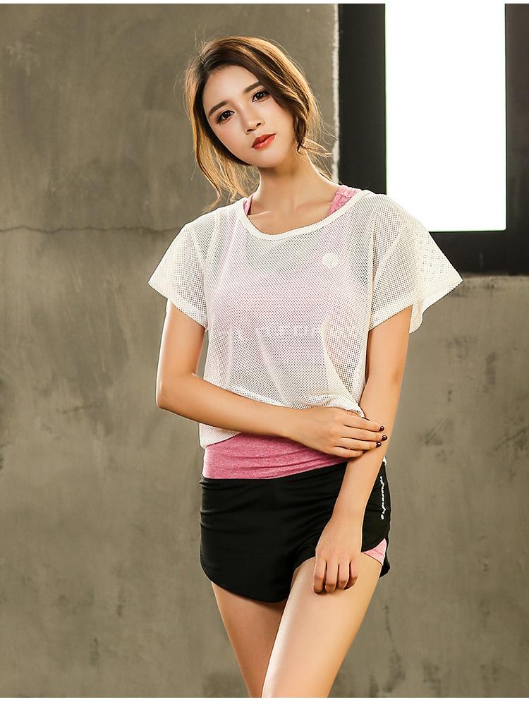 Set Bộ 3 đồ quần áo thun thể thao nữ áo ngoài zen năng động ( Đồ Tập Gym, Yoga, Aerobic ) mã 8808 12