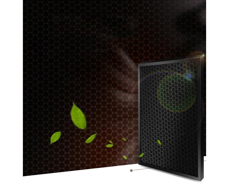 Honeywell intelligent air purifier in addition to smog / formaldehyde removal (Jingdong Weilian Xiaojing fish APP control) KJ300F-JAC2101W