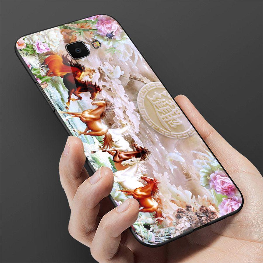 Ốp điện thoại kính cường lực cho máy Samsung Galaxy A70 - mã đáo thành công MS MDTC077