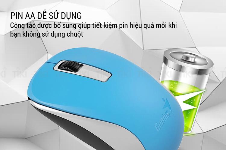 Chuột Không Dây Genius NX7005