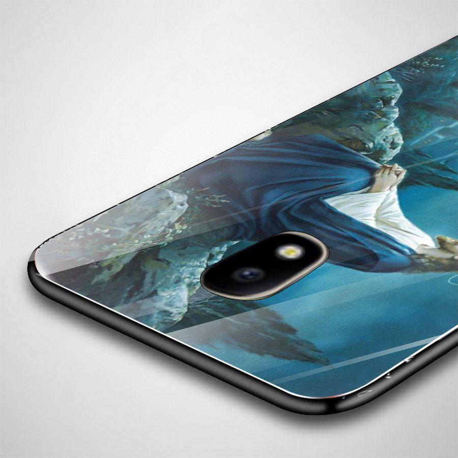 Ốp kính cường lực cho điện thoại Samsung Galaxy J710/ J7 2016 - tôn giáo MS TONGIAO015