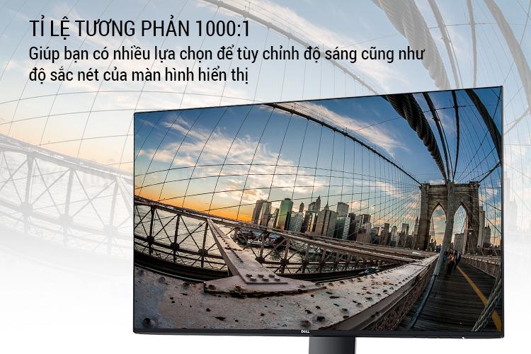 Màn Hình Dell U2419H 24inch FullHD 8ms 60Hz IPS - Hàng Chính Hãng
