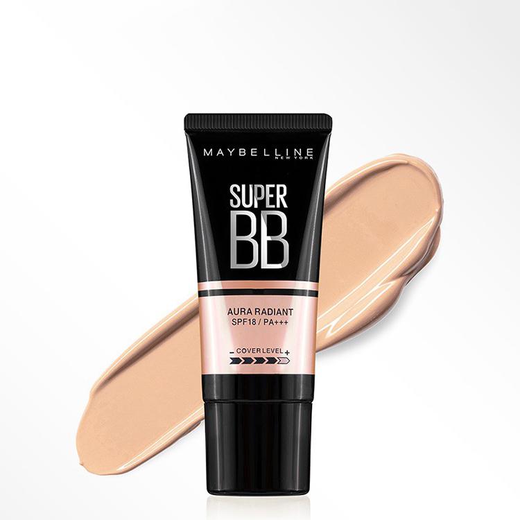 Kem Nền Maybelline Super BB Ultra Cream Cover SPF50 PA++++ 30ml Trang Điểm Hoàn Hảo PM711 9