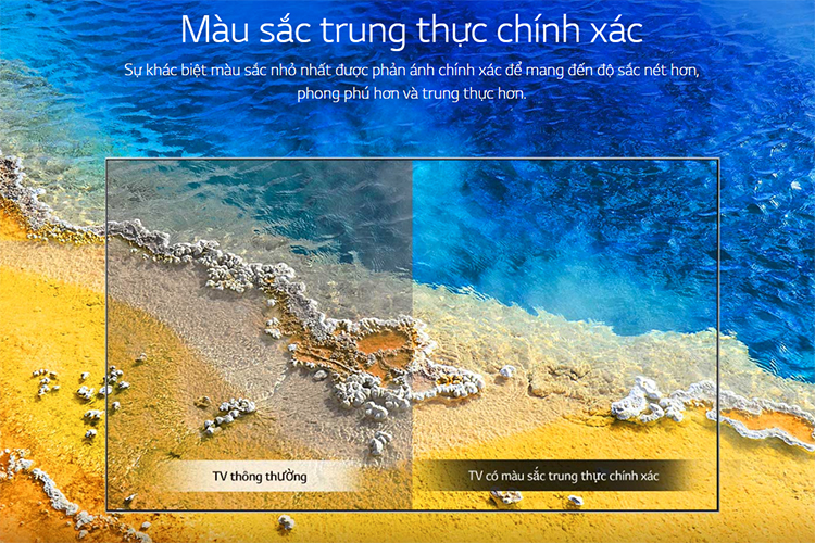 Smart Tivi LG 55 inch 4K UHD 55UM7300PTA - Hàng Chính Hãng