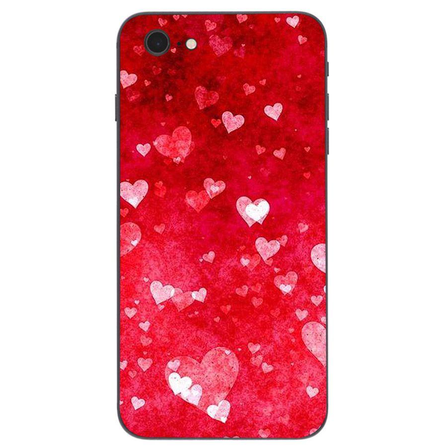 Ốp điện thoại iPhone 5/5s/se - trái tim tình yêu MS LOVE042