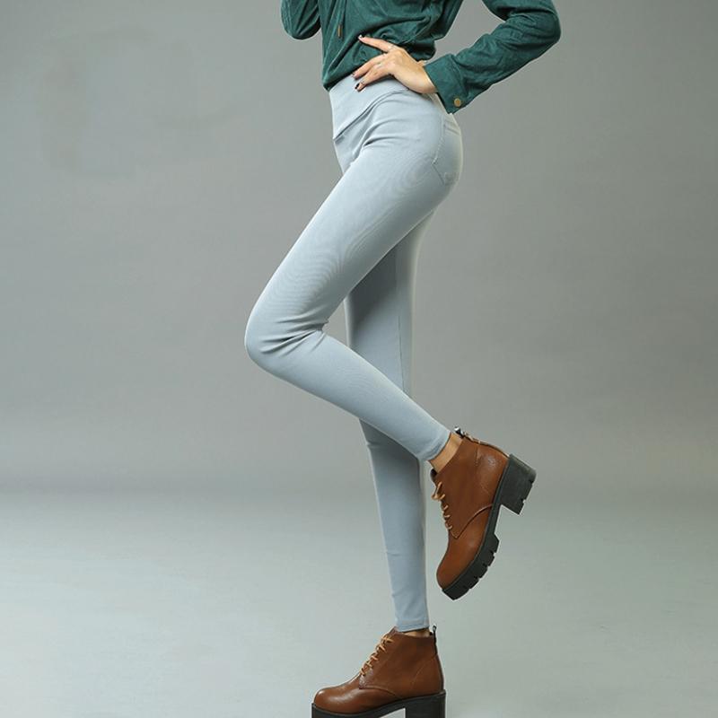 Quần nữ legging chất liệu cao cấp ôm dáng 9100157 10