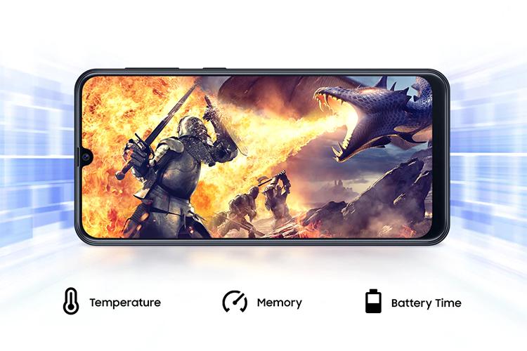 Điện Thoại Samsung Galaxy M21 (64GB/4GB) - Hàng Chính Hãng