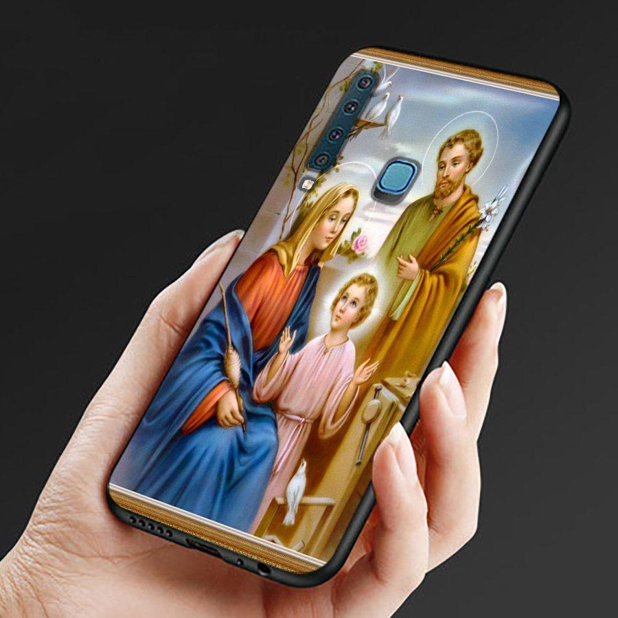 Ốp điện thoại dành cho máy Samsung Galaxy A9 2018/A9 Pro - Tôn giáo MS TGIAO114