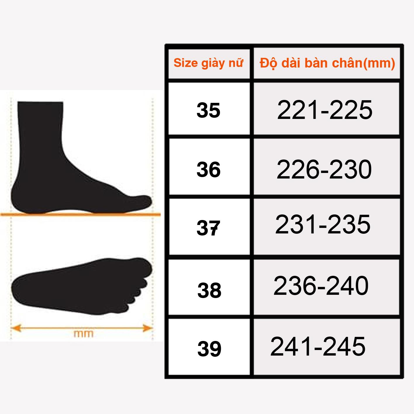 Giày Sandal Cao Gót Nữ Cao Cấp Peace PO1207 2