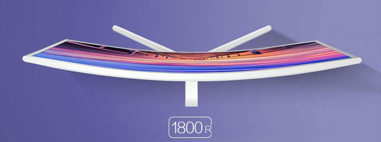 TV SAMSUNG 31.5 inch 1800R C32F395FWC