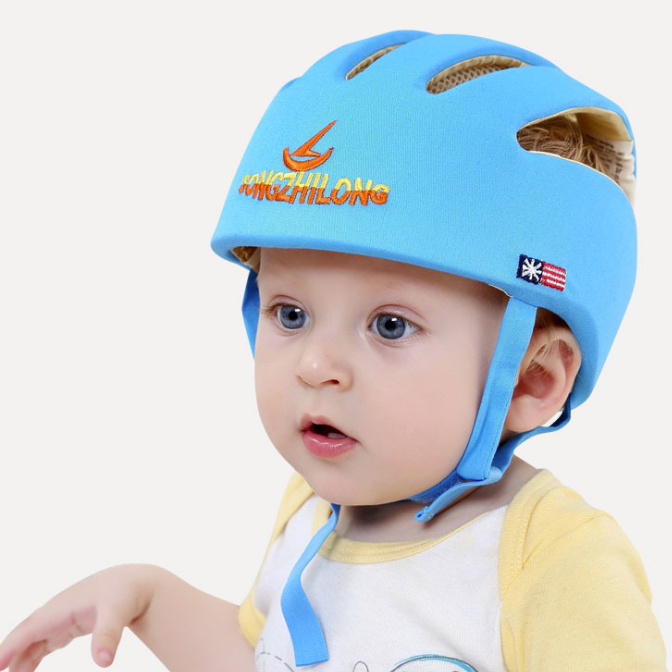 Mũ bảo hiểm đầu cho bé tập đi, tập bò dành cho bé từ 3 tháng - 4 tuổi 2