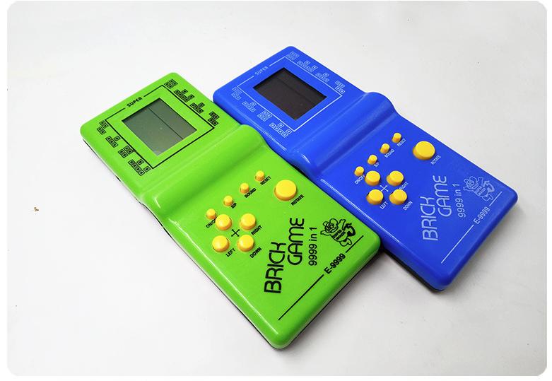 Máy game huyền thoại cầm tay Brick Game - màu giao ngẫu nhiên 5