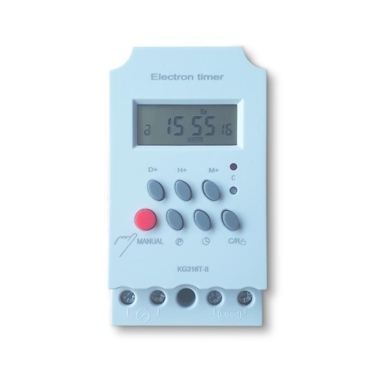 công tắc hẹn giờ thông minh KG316T-II