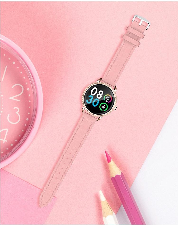 Đồng hồ theo dõi sức khỏe H7 (chống nước IP67) 16