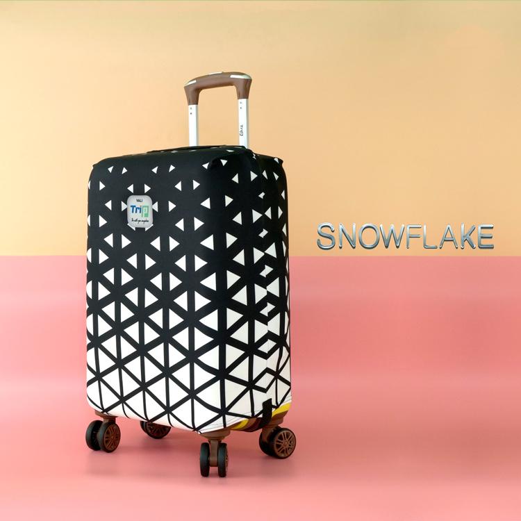 Áo Vali Thời Trang Snowplake - Tam Giác - TRIP - ATTG