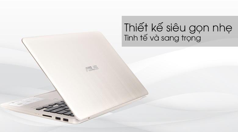 Laptop Asus Vivobook S14 S410UA-EB220T Core i7-8550U/Win10 14 inch - Hàng Chính Hãng