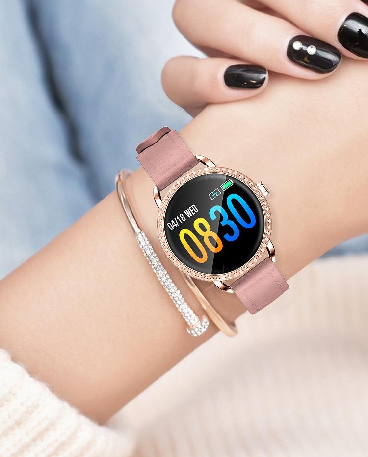 Đồng hồ theo dõi sức khỏe H7 (chống nước IP67) 17