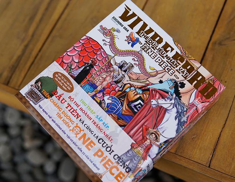Vivre Card - Thẻ Dữ Liệu Nhân Vật One Piece Starter Set - Tập 1